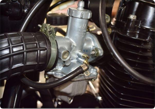 Cara Menyetel Karburator Motor