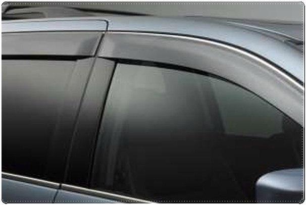fungsi door visor pada mobil