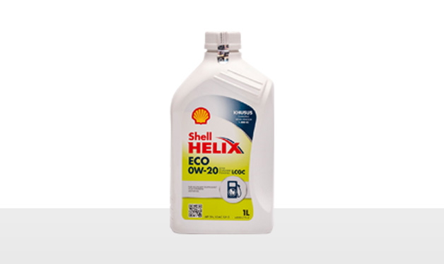shell helix eco